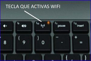 activacion wifi