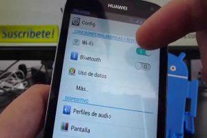 conexion wifi smartphone